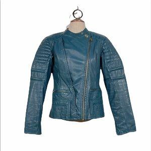 HARLEY-DAVIDSON Black Label Leather Riding Jacket